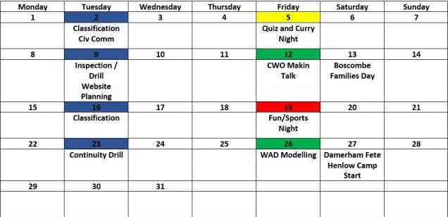 July 19 Programme (2)